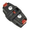KlickFix Micro 30 Satteltasche schwarz